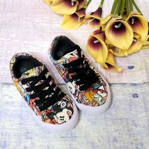 Kids Disney Parks Character Sneakers